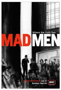 Mad Men (2ª Temporada) - Poster / Capa / Cartaz - Oficial 4