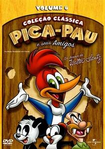 O Show do Pica-Pau (6ª Temporada) - Poster / Capa / Cartaz - Oficial 1