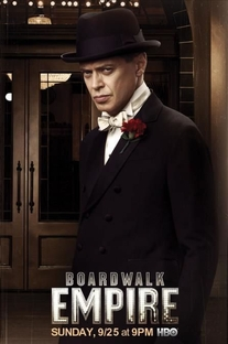 Boardwalk Empire - O Império do Contrabando (2ª Temporada) - Poster / Capa / Cartaz - Oficial 2