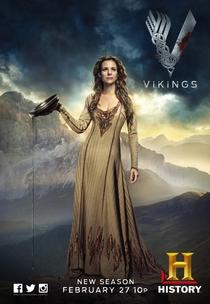 Vikings (2ª Temporada) - Poster / Capa / Cartaz - Oficial 10