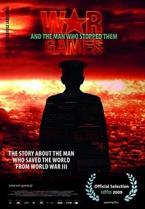 Jogos de Guerra e o Homem Que os Deteve - Poster / Capa / Cartaz - Oficial 4