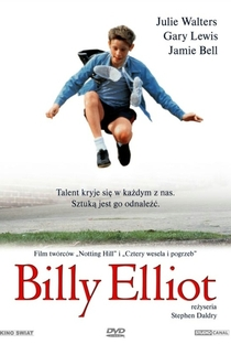 Billy Elliot - Poster / Capa / Cartaz - Oficial 1