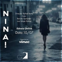 Nina! - Poster / Capa / Cartaz - Oficial 1