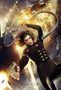 Resident Evil 5: Retribuição - Poster / Capa / Cartaz - Oficial 8
