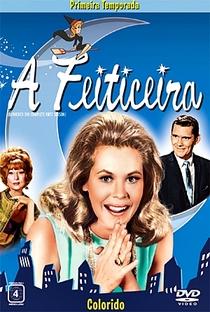 A Feiticeira (1ª Temporada) - Poster / Capa / Cartaz - Oficial 2