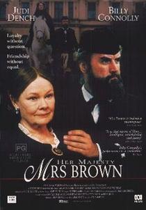 Sua Majestade, Mrs. Brown - Poster / Capa / Cartaz - Oficial 4