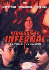Perseguição Infernal - Poster / Capa / Cartaz - Oficial 1