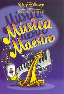 Música, Maestro! - Poster / Capa / Cartaz - Oficial 1