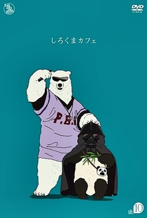 Shirokuma Cafe - Poster / Capa / Cartaz - Oficial 8