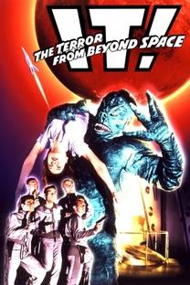 Ele! O Terror que Vem do Espaço - Poster / Capa / Cartaz - Oficial 4