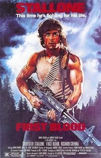 Rambo - Programado Para Matar - Poster / Capa / Cartaz - Oficial 9