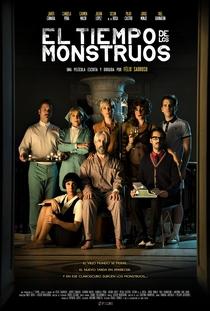 El tiempo de los monstruos - Poster / Capa / Cartaz - Oficial 1