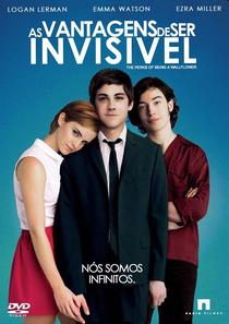 As Vantagens de Ser Invisível - Poster / Capa / Cartaz - Oficial 12