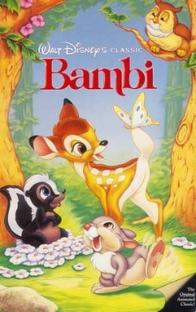 Bambi - Poster / Capa / Cartaz - Oficial 3