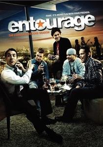 Entourage (2ª Temporada) - Poster / Capa / Cartaz - Oficial 1