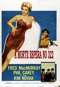 A Morte Espera no 322 - Poster / Capa / Cartaz - Oficial 4