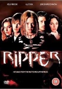 Ripper - Mensageiro do Inferno - Poster / Capa / Cartaz - Oficial 5