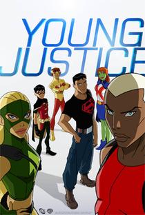 Justiça Jovem (1ª Temporada) - Poster / Capa / Cartaz - Oficial 1
