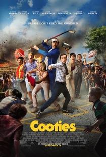 Cooties: A Epidemia - Poster / Capa / Cartaz - Oficial 2