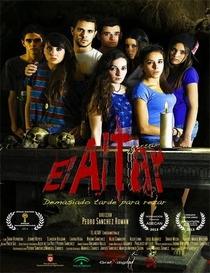 El Altar: Demasiado tarde para rezar - Poster / Capa / Cartaz - Oficial 1
