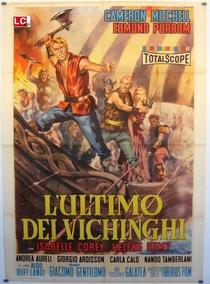 O Último dos Vikings - Poster / Capa / Cartaz - Oficial 1