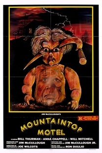 Mountaintop Motel Massacre - Poster / Capa / Cartaz - Oficial 3