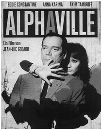 Alphaville - Poster / Capa / Cartaz - Oficial 5