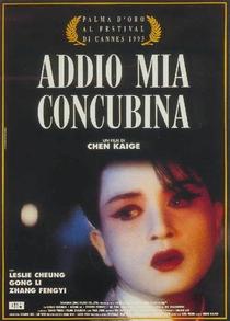 Adeus, Minha Concubina - Poster / Capa / Cartaz - Oficial 19