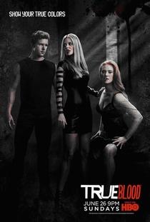 True Blood (4ª Temporada) - Poster / Capa / Cartaz - Oficial 3