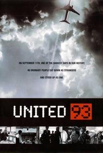 Vôo United 93 - Poster / Capa / Cartaz - Oficial 6