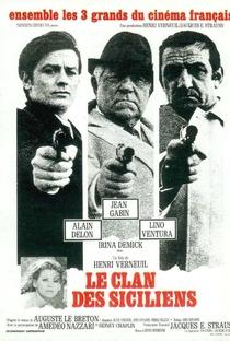 Os Sicilianos - Poster / Capa / Cartaz - Oficial 2
