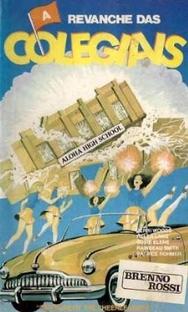 A Revanche das Colegiais - Poster / Capa / Cartaz - Oficial 2