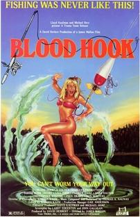 Blood Hook - Poster / Capa / Cartaz - Oficial 1