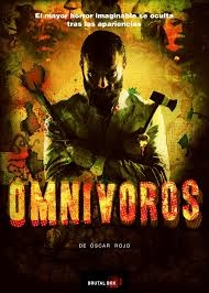 Omnívoros - Poster / Capa / Cartaz - Oficial 1