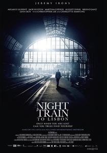 Trem Noturno para Lisboa - Poster / Capa / Cartaz - Oficial 1