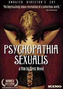 Psicopatias Sexuais - Poster / Capa / Cartaz - Oficial 2