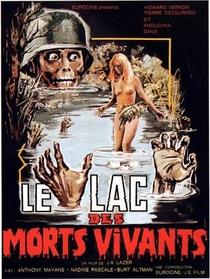O Lago dos Zumbis - Poster / Capa / Cartaz - Oficial 4