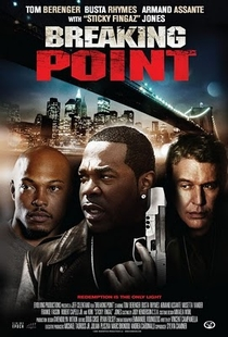 Breaking Point - Poster / Capa / Cartaz - Oficial 1