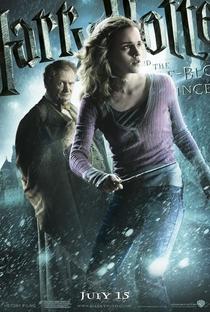 Harry Potter e o Enigma do Príncipe - Poster / Capa / Cartaz - Oficial 21