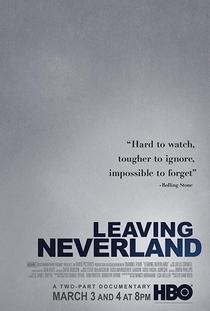 Deixando Neverland - Poster / Capa / Cartaz - Oficial 1