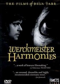 As Harmonias de Werckmeister - Poster / Capa / Cartaz - Oficial 2