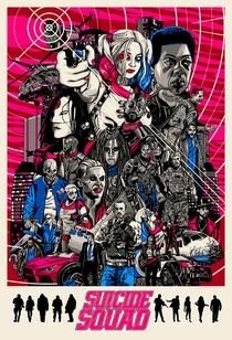 Esquadrão Suicida - Poster / Capa / Cartaz - Oficial 3