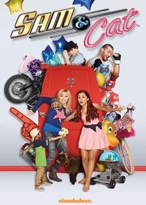 Sam & Cat (1ª Temporada) - Poster / Capa / Cartaz - Oficial 5