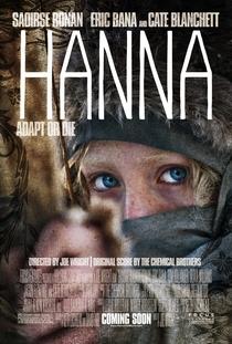 Hanna - Poster / Capa / Cartaz - Oficial 1
