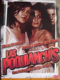 Las Poquianchis - Poster / Capa / Cartaz - Oficial 1