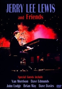 Jerry Lee Lewis and Friends - Poster / Capa / Cartaz - Oficial 1