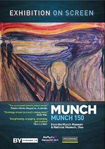 Edvard Munch - Poster / Capa / Cartaz - Oficial 2