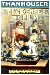 A Evidência do Filme - Poster / Capa / Cartaz - Oficial 1