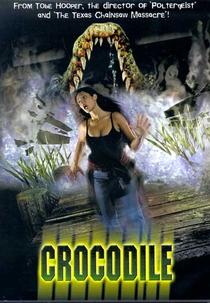 Crocodilo - Poster / Capa / Cartaz - Oficial 1