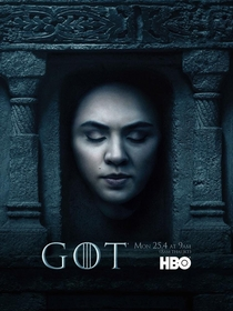 Game of Thrones (6ª Temporada) - Poster / Capa / Cartaz - Oficial 12